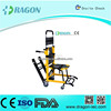 DW-ST003 Aluminium medical carpet folding stretcher emergency medical folding stretcher emergencypatient stair stretcher