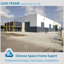 Corrugado de acero Industrial cobertizo para Metal de construcción