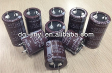 high quality Aluminum electrolytic capacitor