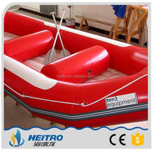 OEM Or ODM Foldable Inflatable Raft In Rowing Boats