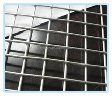 standard test 2x2 galvanized welded wire mesh panel
