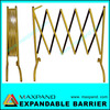 Black & Yellow Portable Road Safety Expanding Barrier