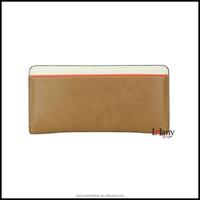 2015 trendy leather wallet smart wallet for men