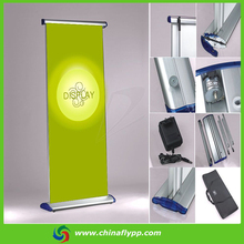 Shanghai FLY on sale roll up stand in aluminum made in China