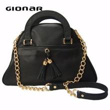 Fashion Gold Chain Shoulder Handbag Manufacturers China Factory Wholesale Lady Handbags
