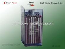 inondé de plomb acide de batterie 2v 100ah opzs batterie