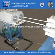 PVC wire duct machine
