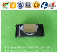 consumables for the office !!! Original New DX5 solvent F186000 Printhead for Epson DX5 Print Head