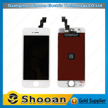 foxconn wholesale Moblile LCD touch screen for iphone 5s lcd, for iPhone 5s screen,for iphone 5S lcd