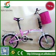 16 inch used folding bicycle