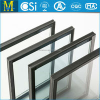 Australia standard Insulating Glass/Double glass/low e glass for curtain wall/building