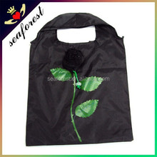 Recycled durable hotsale foldable shopping bag
