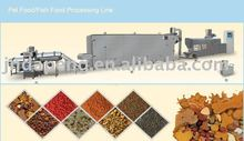 Jinan Eagle Pet animal food fish feed twin screw exruder production processing line machine equipment