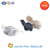 2015 all new pet toys real rabbit fur mice