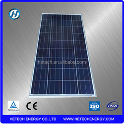 140w 145w 150w poly pv module import solar panels from China