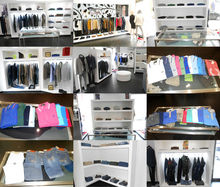 STOCK FAMOUS ITALIAN BRAND CLOTHING FOR MEN & WOMEN