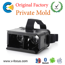 "2015 Newest 3D Glasses ColorCross Universal Google Virtual Reality 3D Video Glasses for 3.5~6"" Smartphones Cardboard Oculus"