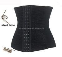 Walson cheap 24 steel boned corset