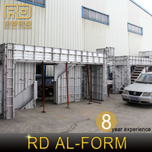 RD the latest design china product concrete aluminium formwork and shuttering