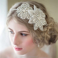 Made In China Handmade Wedding Bridal Hair Accessories