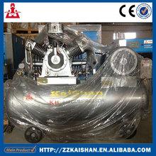 Tipo pistón bar 40 1.2m3/min tres etapas del compresor de aire