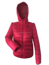 high fashion womens clothing/electric heated clothing
