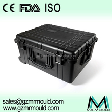hard abs plastic instrument case