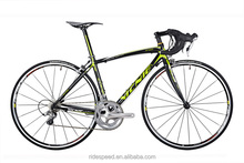 Aluminum alloy road bike 700C frame racing bike