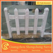 PVC fence used vinyl fence for garden