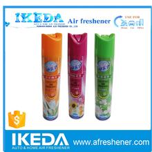 360ml rose scented ozone air freshener spray