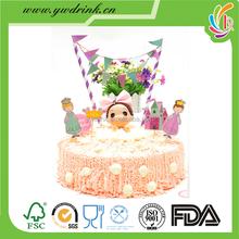 Birthday party bunting set/ happy birthday cake decoration