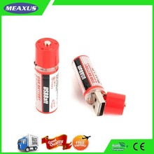 AA 1.2V ni-mh usb rechargeable battery