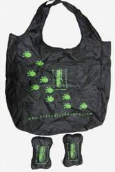 cute design nylon foldable shopping bag