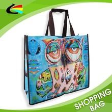 Stylish Large Capacity Reusable eco friendly shopping bag