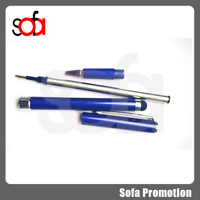 2015 popular style business gift touchpen,stylus pen