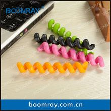 Hot Sale High Quality TPR Cable Winder Clip Rubber Holder Clamp auto plastic clips fasteners for car