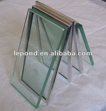 Tempered Fire Place Glass with various size