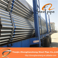 Applied gas pipe insulation galvanized steel pipe