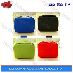 Polyester waterproof and fashion ladies cosmetic bags