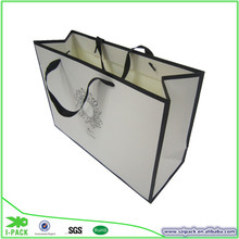 China Supplier Customized Promotional Printed very cheap shopping paper bags