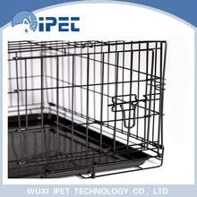 Ipet small foldable metal solid pet crate kennel for dogs