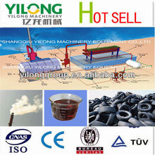 The best profit and environmental protect waste plastics recycling oil equipment