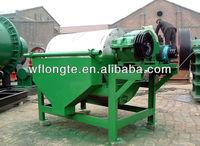Wet type iron sand permanent magnetic separator machine
