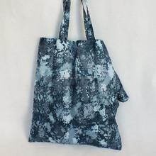 Bear shape polyester foldable shopping bag