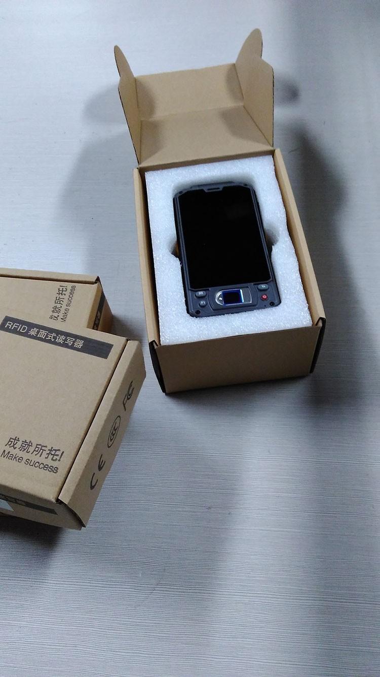 UHF/HF/LF RFID NFC Leitor Portátil VH-70A