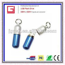 free sample!!! oem logo wholesale shenzhen metal usb flash drive with samsung chip for medical gift