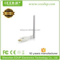 Alibaba Golden supplier IEEE 802.11b/g/n rt 5370 ralink external wireless wifi adapter USB Lan network card EP-MS150NW