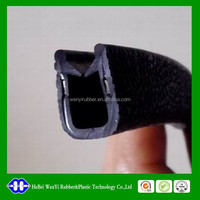 steel reinforced rubber seal strips of China supplier