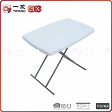 Personal folding table, computer desk, plastic table, home using YIXIANG YX-SJ76