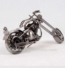 China Produced iron motorcycle model with good quality